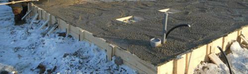 Для чего нужны добавки в бетон